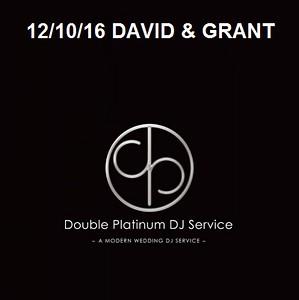 12/10/16 David & Grant