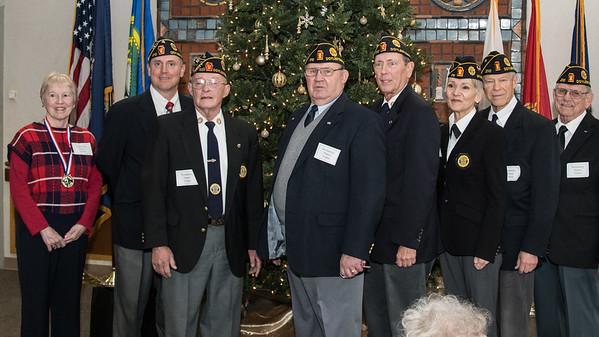 12-10-16    Neshaminy Manor Veterans Visit