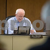 Sam Buckner for Shaw Media.<br /> Bill Finucane, 2nd ward alderman, gives an update on the Annie Glidden North revitalization project at the City Council meeting on Monday December 11, 2017.