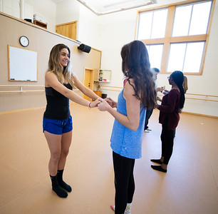 Stress Relief Activity Ballroom Dance