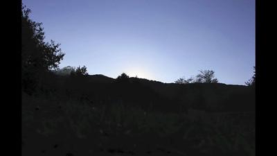 Alishan Sunrise
