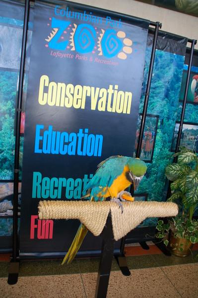 Columbian Park Zoo