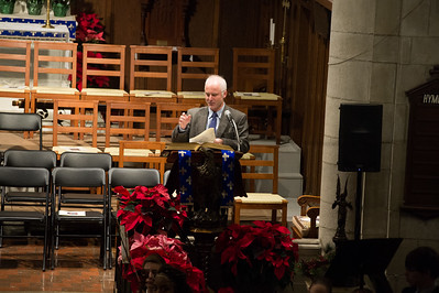 The Eighty-First Annual Lessons and Carols to Herald the Feast of Christmas