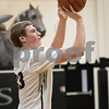Sam Buckner for Shaw Media.<br /> Kaneland's Wyatt Peeler takes a jump shot against Sycamore on Friday, Dec. 15, 2017 at Kaneland High School in Maple Park.