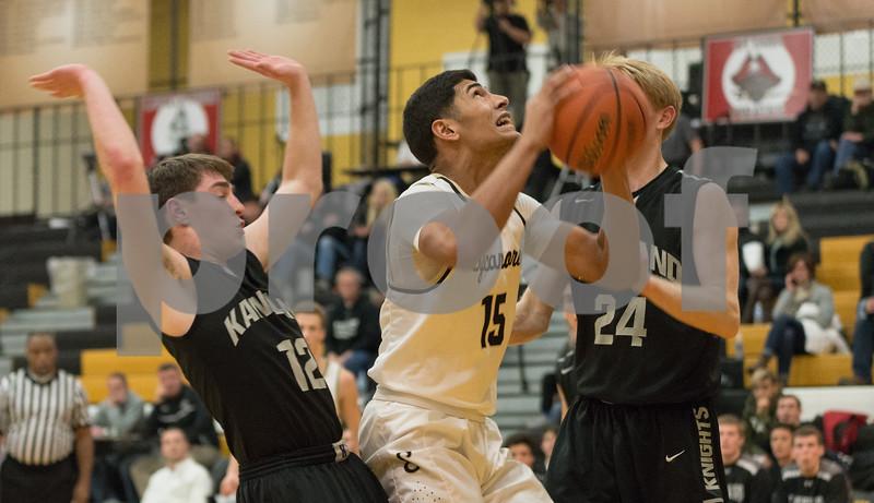 Sycamore Kaneland Basketball.