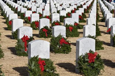 12/16/2017 Wreaths Across America