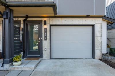 1218 Front Door
