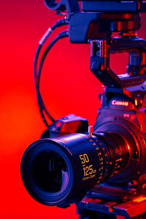 Pictor Zoom on Canon C300