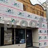 The downtown storefront for Forge Brewhouse is seen Friday. The establishment applied for a facade grant from the city of Sycamore, which would provide $5,000 to help renovate the new location.