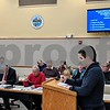 DeKalb County Board Chairman Mark Pietrowski addressed the meeting of the full board Wednesday, Dec. 20. The board passed a new sexual harassment policy, renewed its participation in the State's Attorney's Appellate Prosecutor Program and learned that the sober living home would be able to begin receiving occupants.