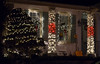 (Bob Raines-/Digital First Media) <br /> Decorated Porch and pillars on Columbia Ave., Lansdale Dec. 21, 2017.