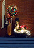 (Bob Raines-/Digital First Media) <br /> Porch decorations on Columbia Ave., Lansdale Dec. 21, 2017.