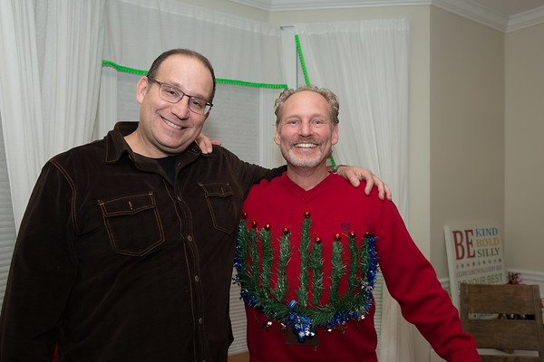 12/22 Robin's Ugly Sweater Party