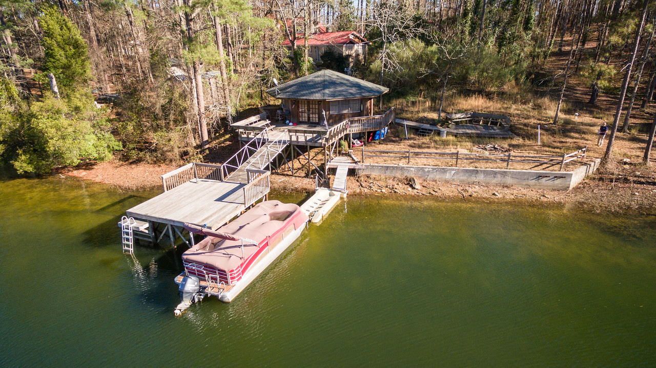 1223 Shull Island Road - for sale on Lake Murray