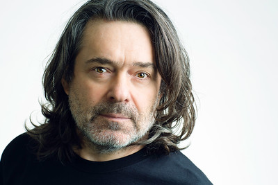 Gregory Wrona, self-portrait