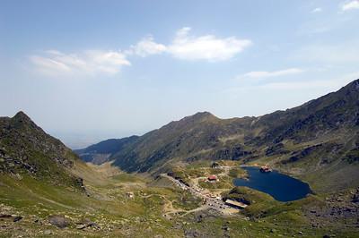 Balea Lac, Fagaras Mountains, Transylvania, Romania