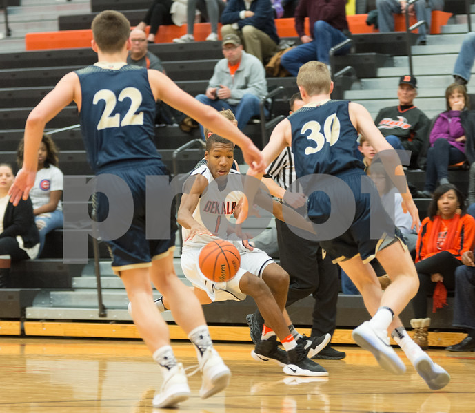 DeKalb Lemont Basketball