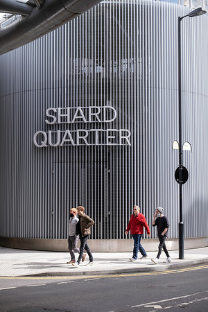 Shard Quarter, London, United Kingdom