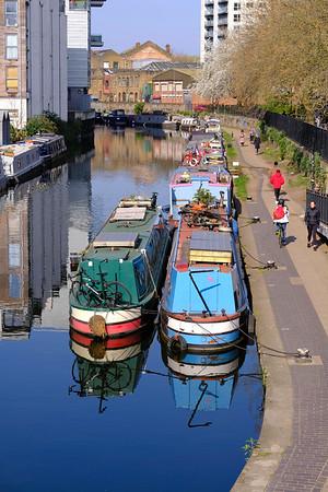 Canal Walk, N1, London, United Kingdom