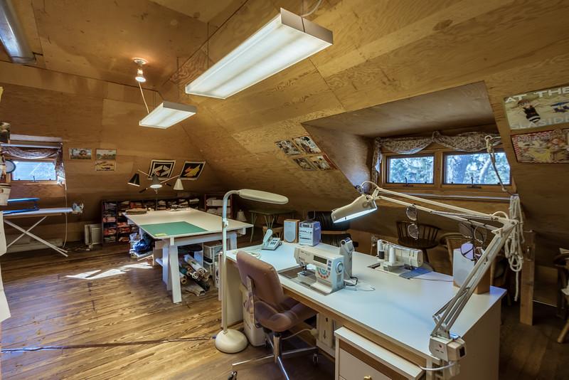 Third Floor Craft Room