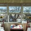 Third Floor Bedroom - View looking East