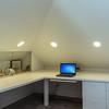 Third Floor Bedroom - Desk Area