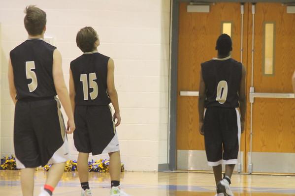 1/24 C-team boys basketball vs.Howell