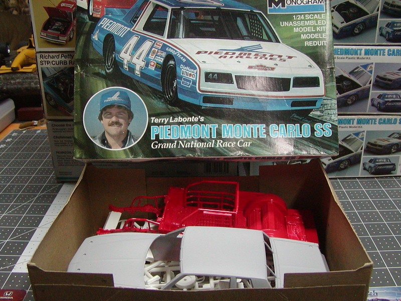 Primer Body - Painted Chassis $ 6.00 Plus Shipping