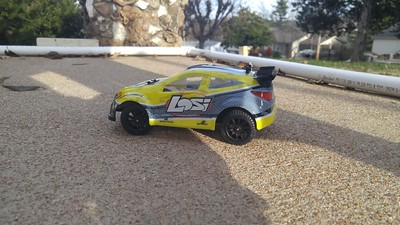 Losi Rally X