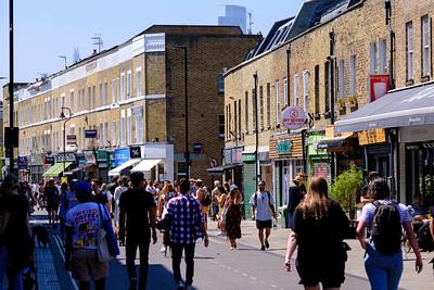 Broadway Market, London, United Kingdom