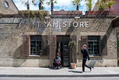 Tram Store, Hackney, London, United Kingdom