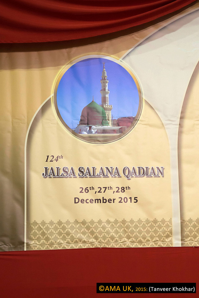 May Allah bless the 124th Jalsa Salana Qadian