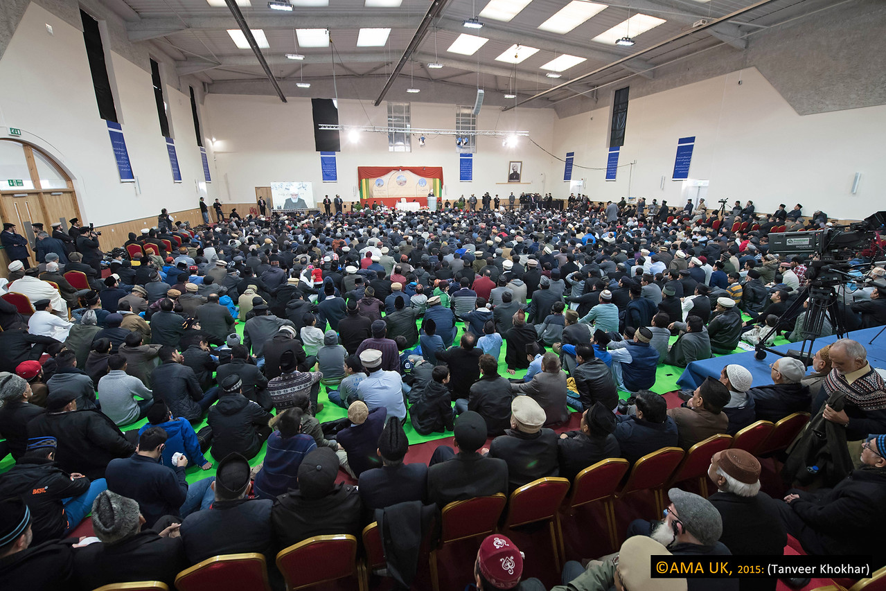 More than 5,000 gathered in London for the concluding session.