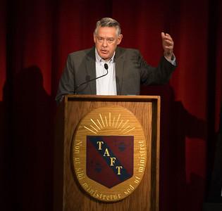 Juan Gonzalez, Paley Speaker