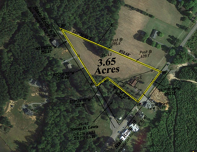 3.65 acres on Rt.20 and Rt.678