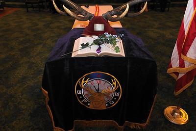 12/7/2016 Memorial Service