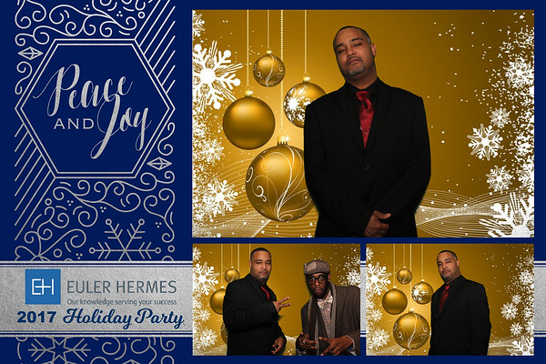 12.8.17 Euler Hermes Holiday Party