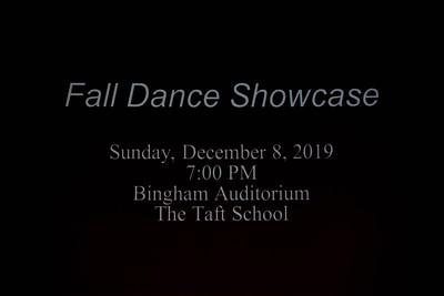 Fall Dance Showcase 2019