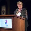 Honoree Kathleen Ham, Senior Vice President of Government Affairs for T-Mobile.