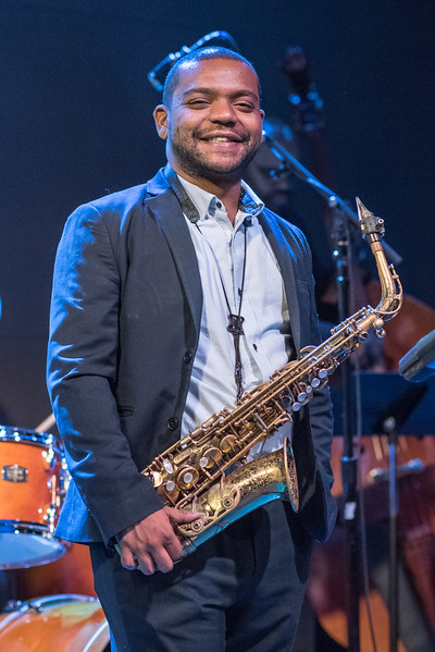 Herbert Scott, Executive Director, Capitol Hill Jazz Foundation.