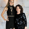 Alex Saturni with her mother, Stephanie Saturni, CEO, The V&S Foundation.
