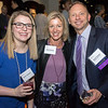 Mollie Timmons, Paula Timmons, and Bryan Tramont, Crittenton Sponsor, 129th Anniversary Celebration Co-chair, Managing Partner, Wilkinson Barker Knauer LLP.