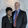 Pat Locke, President, Seeds of Humanity Foundation, and Mike Locke, Director, KBRwyle, CAS Group.