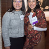 HyeSook Chung, Deputy Mayor, DC Dept. of Health and Human Services,  with Tatiana Torres, Crittenton Sponsor, CareFirst BlueCross BlueShield.