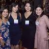 Sussan Collado, Crittenton alumna, Andrea Sanchez, Crittenton alumna, Esme Robles, Crittenton alumna, and Sandy Collado.