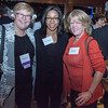 Kathleen Ham, T-Mobile, Shellie Blakeney, T-Mobile, and Cathy Massey, T-Mobile.