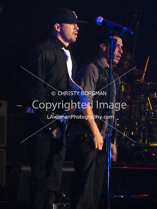 Donnie Wahlberg, Danny Wood, Palladium