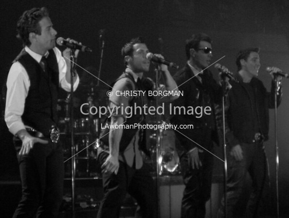 NKOTB Hollywood Palladium 4-18-09