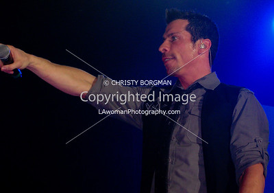 Danny Wood, Palladium