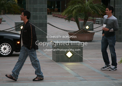 Danny Wood and Jon Knight